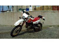 Yamaha TTR250 Open Enduro