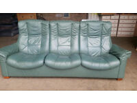 Ekornes Stressless Recliner 3 Seater Sofa