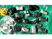 Joblot job lot cameras