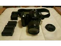 Nikon D50 with a 28-80mm Lens including 3 batteries