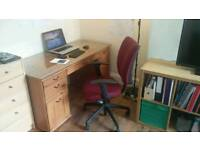 Study/ Office Chair - (2 equal available - same condition)