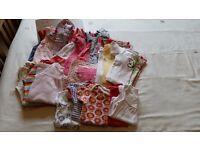 Girls Clothes Bundle 0-3 Months