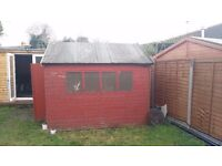 Wooden Garden Shed 10x10