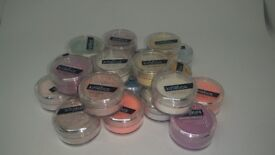 Kinetics Acrylic Powders 10g Mix Colors