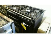 Brand new 90cm dual fuel range cooker