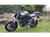 Yamaha MT 125 ABS 2015, Mot, 7,400 miles, Can deliver