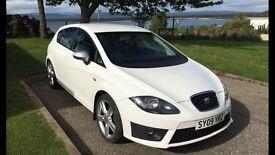 Seat Leon cr fr 170, 69500 miles, 10 months MOT £6000