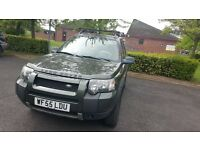 Left Hand Drive Freelander Td4 in London