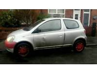 Cheapest yaris on Internet with low millage