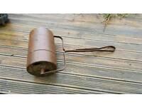 Garden roller cast iron ? Feature ornament