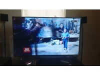 3D tv with home theater system