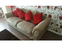 Swap wanted 2&3 seater sofas in lattee color