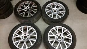 (H118) 4 Jantes 18 pouces - 4 Mags 18 inch - BMW 5 & 7 Series 5x120