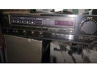 Memorex STA-117 receiver/amplifier