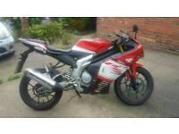 Rieju motorbike 125