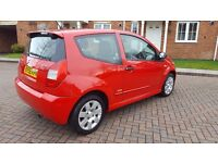 Citroën C2 VTR HDI '2008 (1.4 Diesel) very nice condition and 12 MONTHS MOT