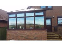 Quality Conservatory by Caledonian Windows .
