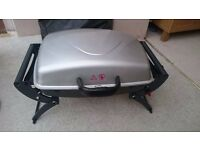 Portable Gas BBQ in great condition with box and bag - Ideal for Home, Camping, Days Out etc