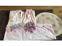 Girls bedroom set next
