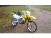 drz400s lovely original bike re advertised after birth of baby