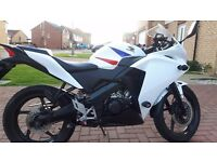 Cbr 125r 2012 commuter/learners bike good condition