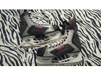 Easton ice skates size6