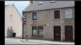 Two bed house for rent, central Inverurie