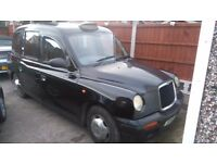 London TX1 Taxi, Project, hotrod, Spares or repairs, 2.7d nissan engine, manual gearbox, low mileage