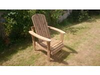 Garden chairs seat chair bench garden furniture sets summer furniture set Lough view Joinery LTD