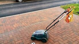 Electric Rotary Lawn Mower - old but working well