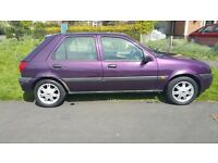 Ford Fiesta , very good condition