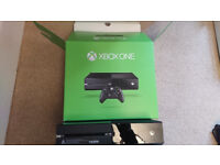 XBOX ONE 500GB, Boxed, 1 controller, cables & 3 games