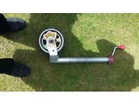 al-co nose weight jockey wheel