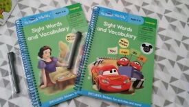 Sight Words & Vocabulary Workbook (Ages 5-6)
