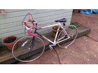 1980's Raleigh Equipe road bike