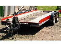 Twin Axle Car Trailer/Transporter