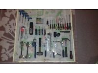 Joblot of tools ideal for a mechanic - includes everything in all 3 pictures.