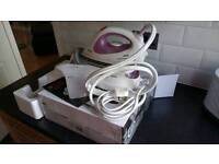 Swan steam generator iron 10 months old