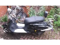 LEXMOTO VALENCIA 125cc FOR SALE - *GREAT FOR CBT / NEW RIDER / COMMUTER