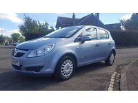 2009 VAUXHALL CORSA LIFE BLUE 1.2 A/C Full Arnold Clark Service History & Only 2 Owners (Offers)
