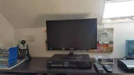 """Samsung 23"""" led monitor."""