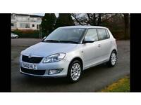 2011 Skoda Fabia 1.6 tdi Elegance. Top spec, v cheap to run