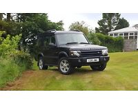 Land Rover Discovery 2.5 TDi GS 5dr Automatic