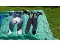 Wetsuits & buoyancy aids