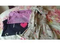 Girls 6-7 clothes bundle