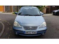 2003 Suzuki Liana 1.6 GLX 5dr Automatic HPI Clear @07445775115