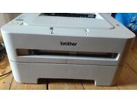printer with toner