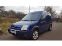 Ford Transit Connect 1.8 TDCi T230 LWB LX High Roof *LONG WHEEL/ HIGH ROOF*NO VAT*3 MONTHS WARRANTY