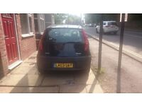 Fiat Punto MOT until November 2018. Drives really well. Low Insurance. Low Road Tax. Ideal first car