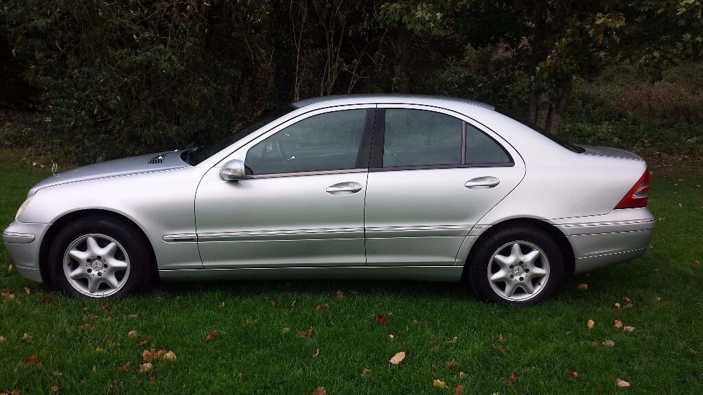 Mercedes Benz C220 CDI Diesel Automatic